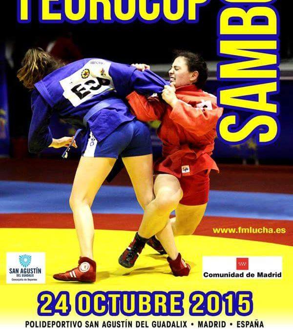 1ª Copa de Europa de Lucha Sambo