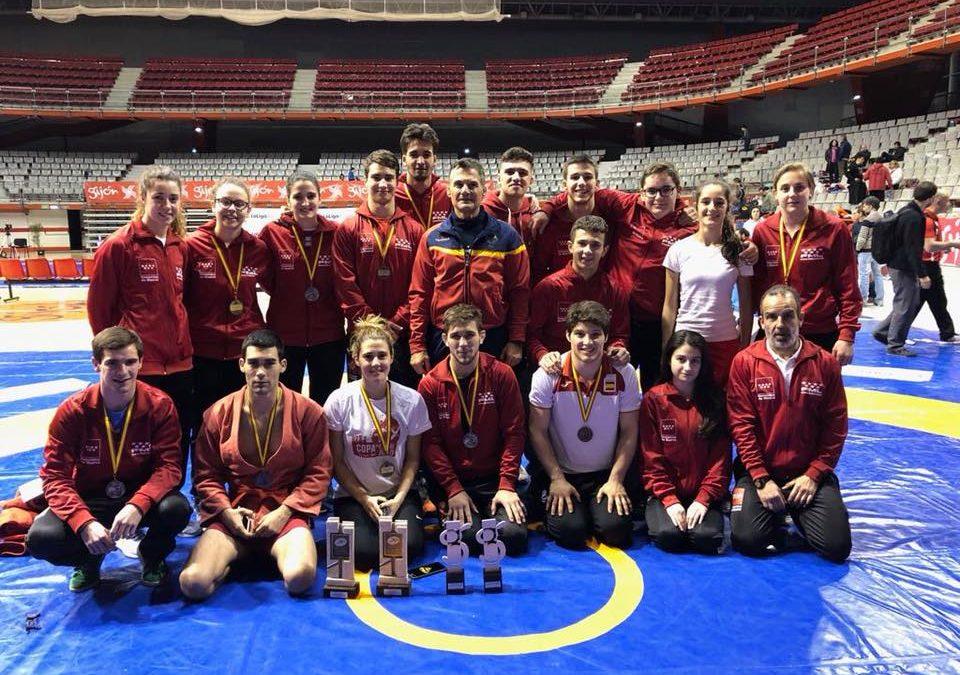 Campeonato de España de Lucha Sambo