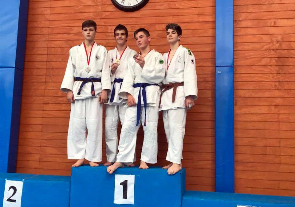 Campeonato de Zona Infantil y Cadete de Judo