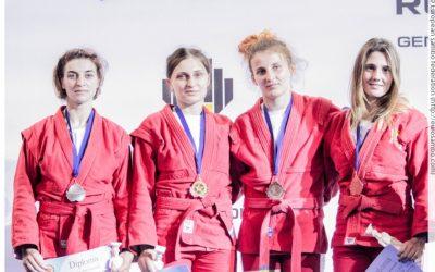 Yaiza Jiménez, BRONCE en el Campeonato