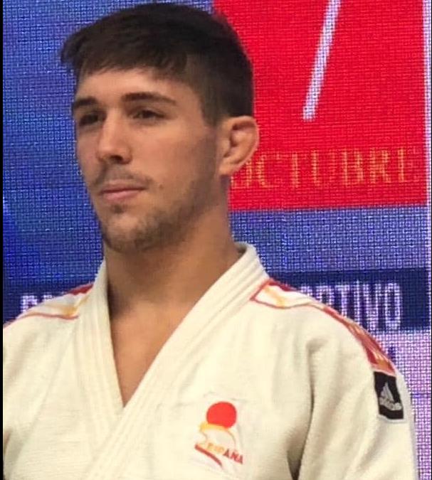 "Adrian Labrado. ""European Judo Cup de Málaga 2018"