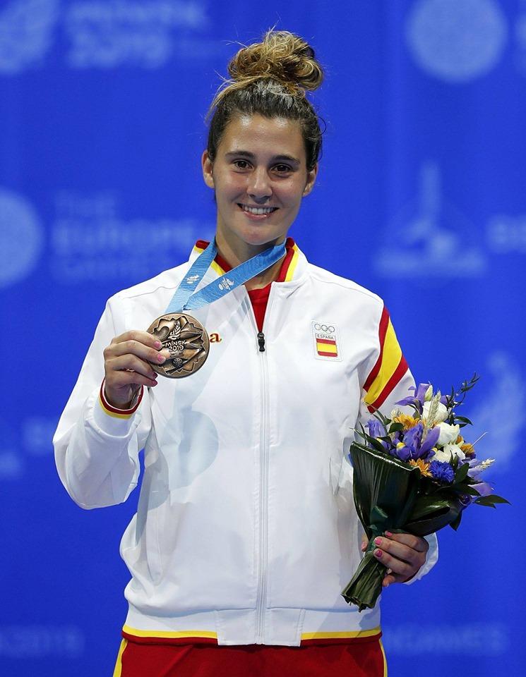 juegos olimpicos europeos yaiza