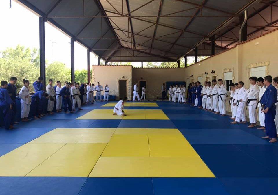 Stage de judo Manuel Jimenez 2019!!!
