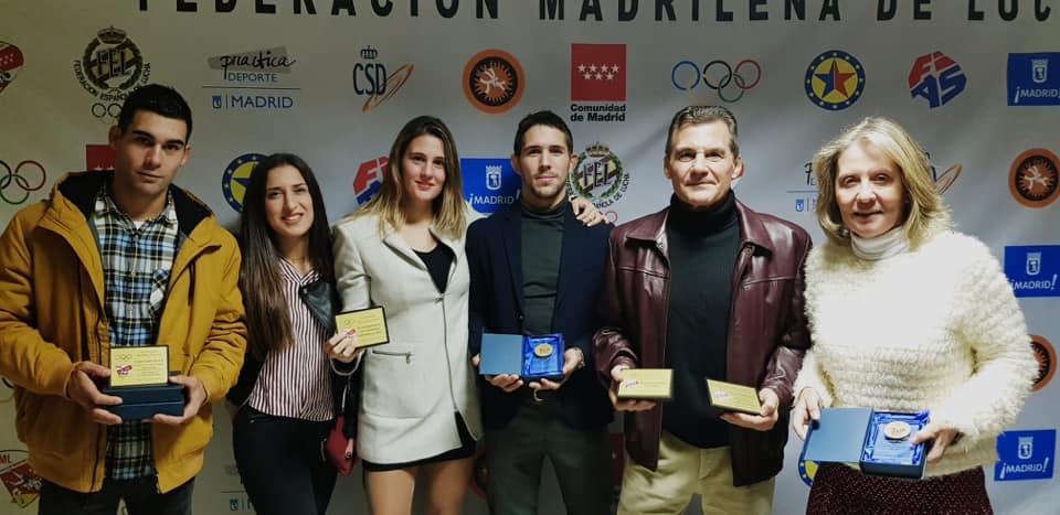 El Club Manuel Jiménez, mejor club en la Gala de la FML