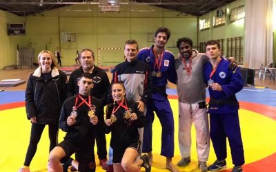 Campeonato de Madrid de Grappling gi y Grappling no gi del 2020