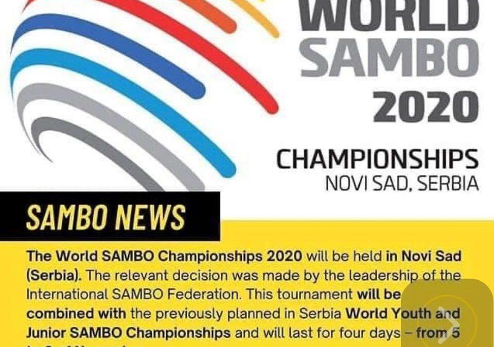 Campeonato del Mundo de Sambo 2020