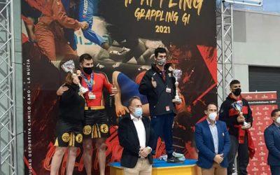 Campeonato de España de Grappling y Grappling Gi en La Nucia