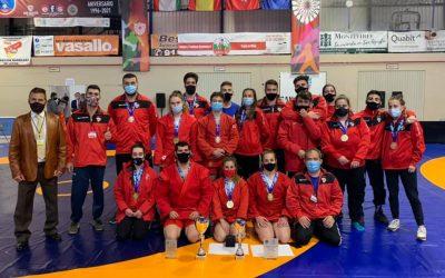 Campeonato de España de Sambo 2021