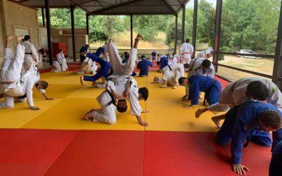 Stage de Judo, Sambo y Grappling Manuel Jiménez 2021